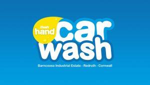 dash hand car wash logo