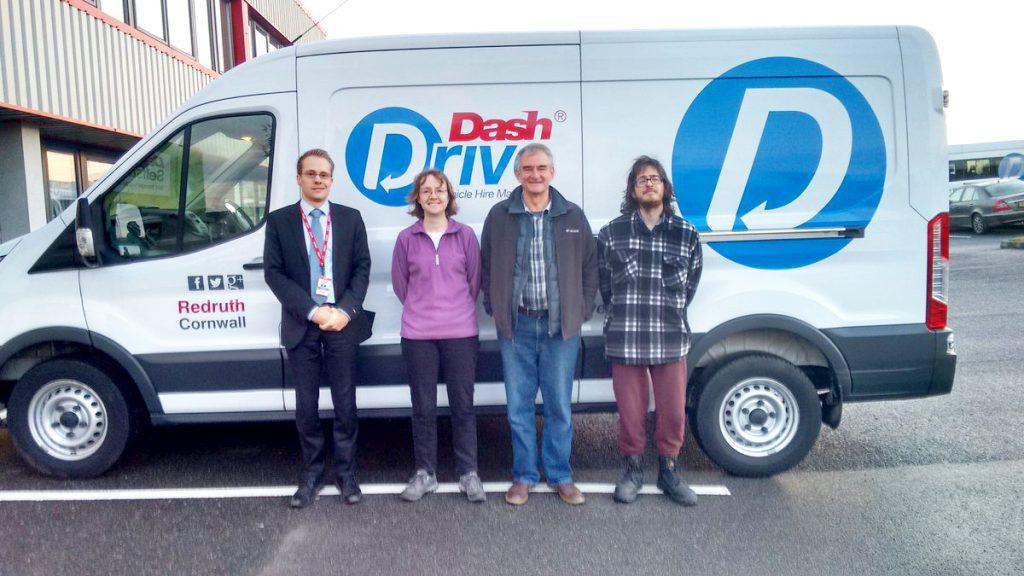 dash-van-handover