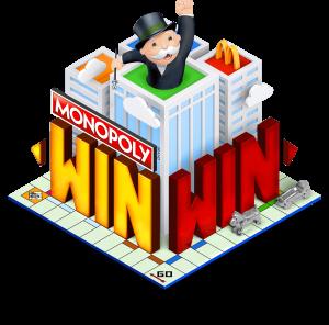 McDonal's Monopoly logo